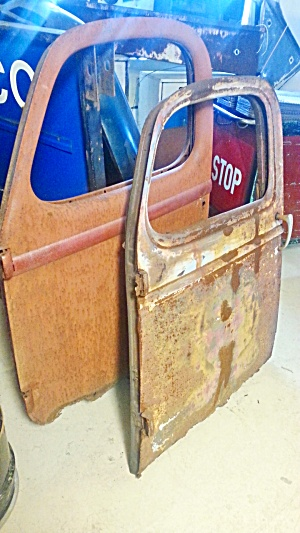 Old Car & Truck Doors 1930,s