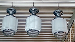 Old Soda Fountain Lights
