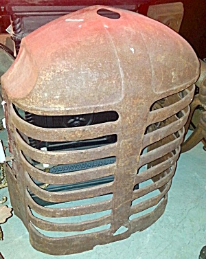 Tractor Grille
