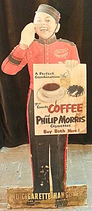 PHILIP MORRIS BUS BOY SIGN (Image1)