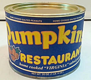 Pumpkin Pie Tin
