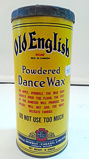 DANCE FLOOR WAX (Image1)