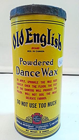 DANCE FLOOR WAX (Image1)