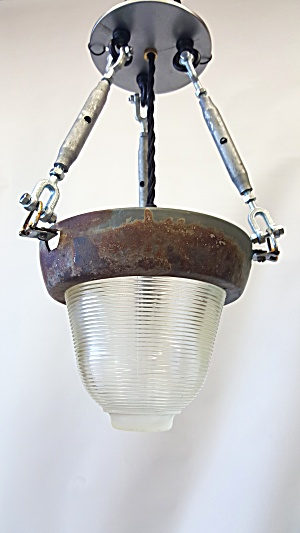 Industrial Hanging Light