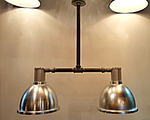 VINTAGE INDUSTRIAL TEE LIGHT (Image1)