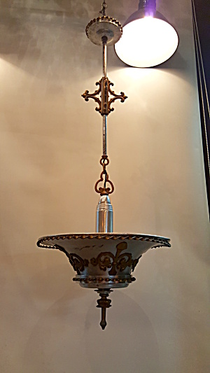 DECO PEDANT LIGHT FIXTURE...2 AVAILABLE (Image1)