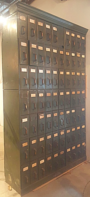 Legal File Cabinet Multidrawer