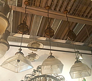 Industria Lpulley Pendant Lights