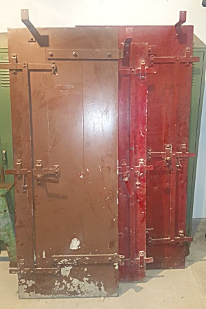 Metal Barn Doors