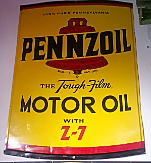 PENNZOIL SIGN (Image1)
