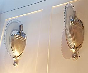Deco wall lights   set of 5 (Image1)