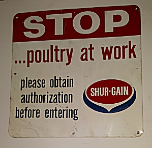 Shur-grain Sign