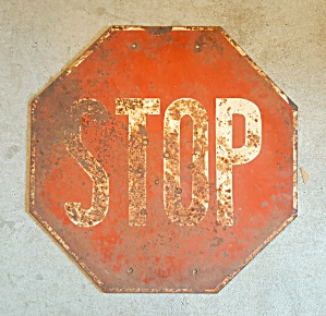 STOP SIGN (Image1)