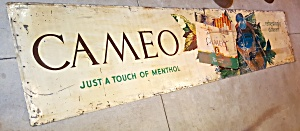 CAMEO CIGARETTE SIGN 12 FT LONG (Image1)