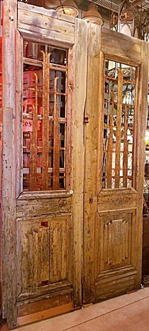 ANTIQUE ENTRY DOORS (Image1)