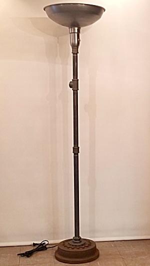 INDUSTRIAL LOOK FLOOR LAMP (Image1)