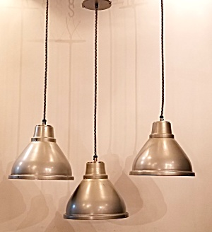 Industrial Style Island Lights
