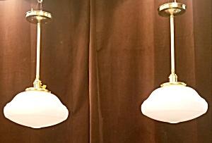 Schoolhouse Pendant Lights   #3698 (Image1)