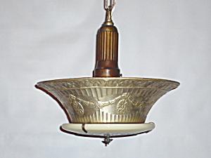 DECO HANGING LIGHT FIXTURE  (Image1)