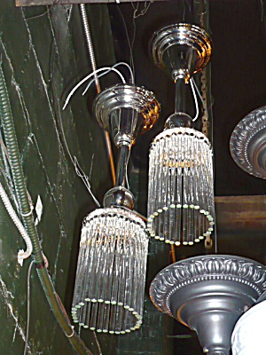 glass straw prism pendant light fixtures (Image1)
