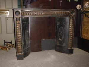 cast iron fireplace (Image1)
