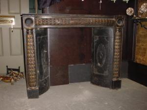 cast iron fireplace (Image1)