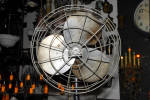 Click to view larger image of VINTAGE INDUSTRIAL FLOOR FAN (Image2)