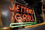 Click to view larger image of VINTAGE NEON GRILL SIGN (Image3)