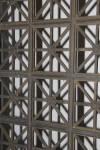 Click to view larger image of VINTAGE STEEL BANK VAULT DOOR (Image5)
