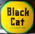 Click to view larger image of BLACK CAT SIGN (Image1)