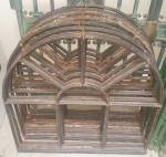 Click to view larger image of ARCHED IRON WINDOW FRAMES (Image1)