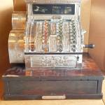 Click here to enlarge image and see more about item 219072006: CASH REGISTER