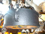 Click to view larger image of Arts and Crafts drum pendant fixture (Image2)