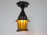 Click to view larger image of copper lantern (Image1)