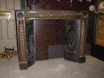 Click to view larger image of cast iron fireplace (Image1)