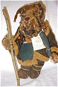 Hermann Mohair Bear-The Wanderer (Image1)