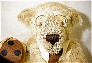 Hermann Y2K Bug Mohair Bear (Image1)