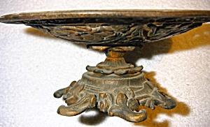 Iron Art Compote Bowl (Image1)