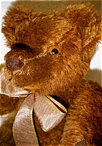 Hermann Mohair Bear (Image1)