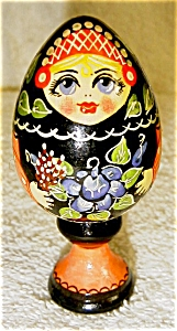 Russian Egg on Stand (Image1)