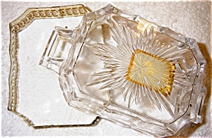 Crystal Dish with Silver Stand (Image1)