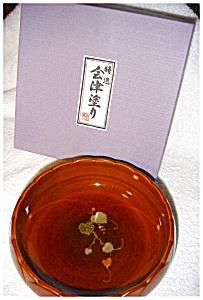 Lacquerware Bowl (Image1)