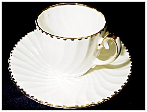 Demitasse Set By Gladstone China