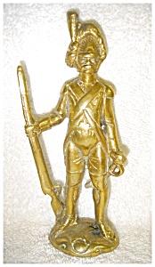 Brass Hunter Figurine (Image1)