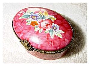 Limoge Porcelain Box (Image1)
