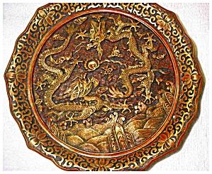 Oriental Dragon Plate (Image1)