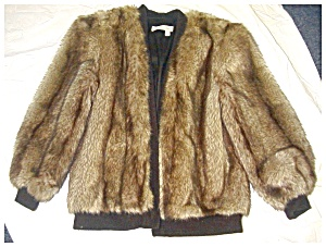 Fur Jacket By Lilli Ann