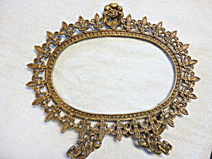 Victorian Standing Vanity Frame/Mirror (Image1)