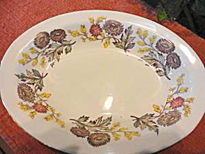 Wedgwood Lichfield Vegetable Bowl (Image1)