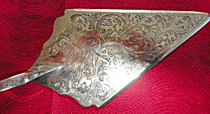Silverplate Pie or Cake Server (Image1)